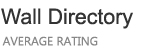 Walldirectory rating