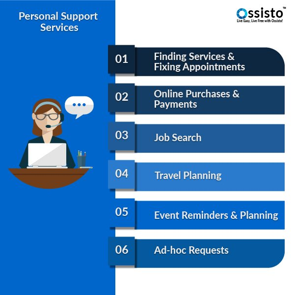 personal support service
