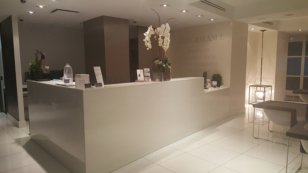 appointment at aesthetic clinical center in Manhattan