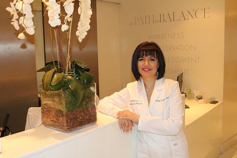 Natalya Fazylova of Radiance Aesthetics & Wellness in NYC