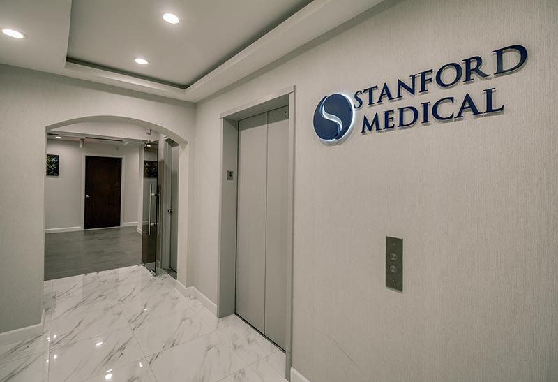 Stanford Medical center NYC
