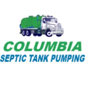 Columbia Septic Tank Pumping