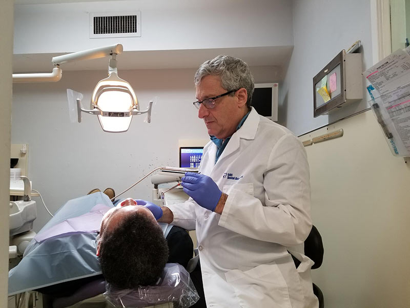 dental clinic in the Bronx