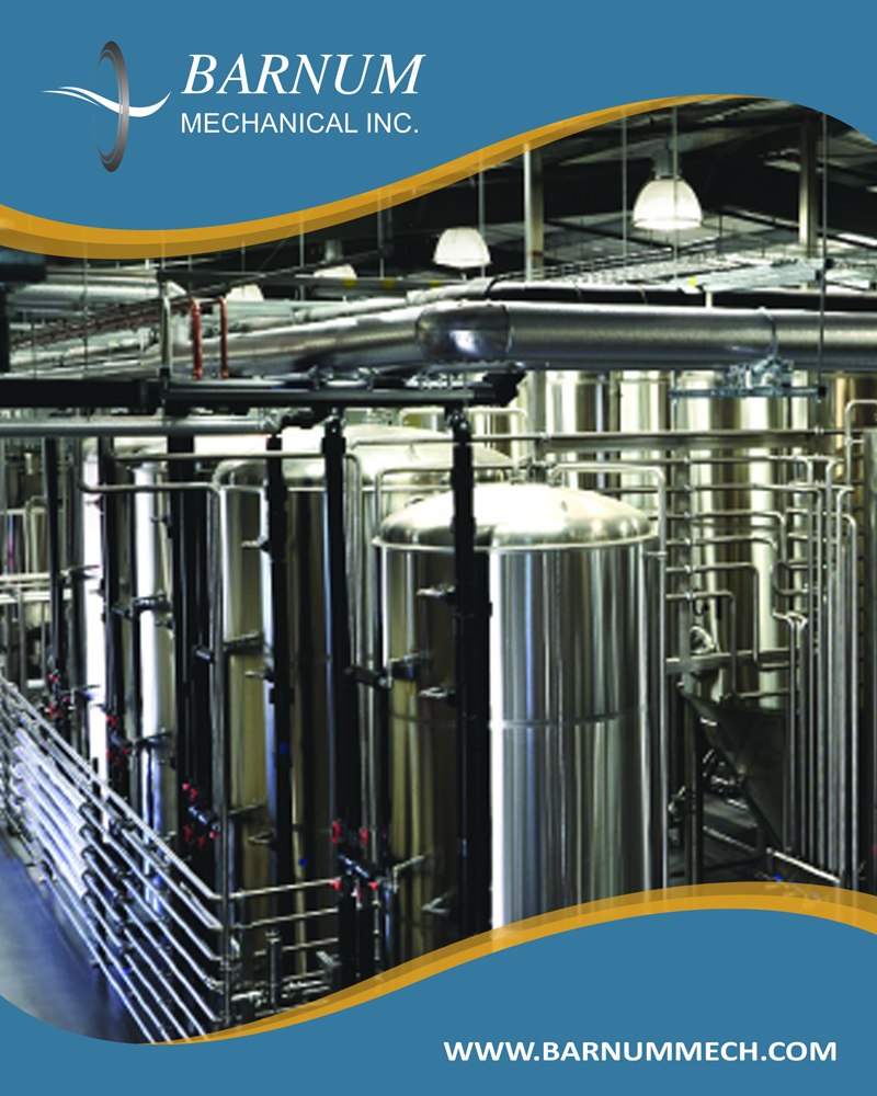 Barnum Mechanical design and manufacturing services