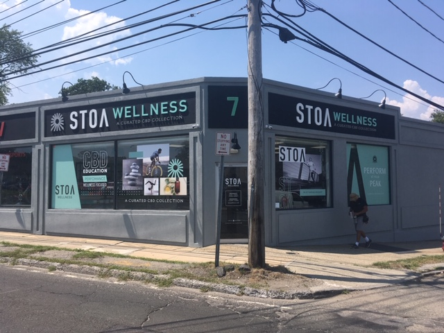 STOA Wellness store for CBD in Greenvale New York