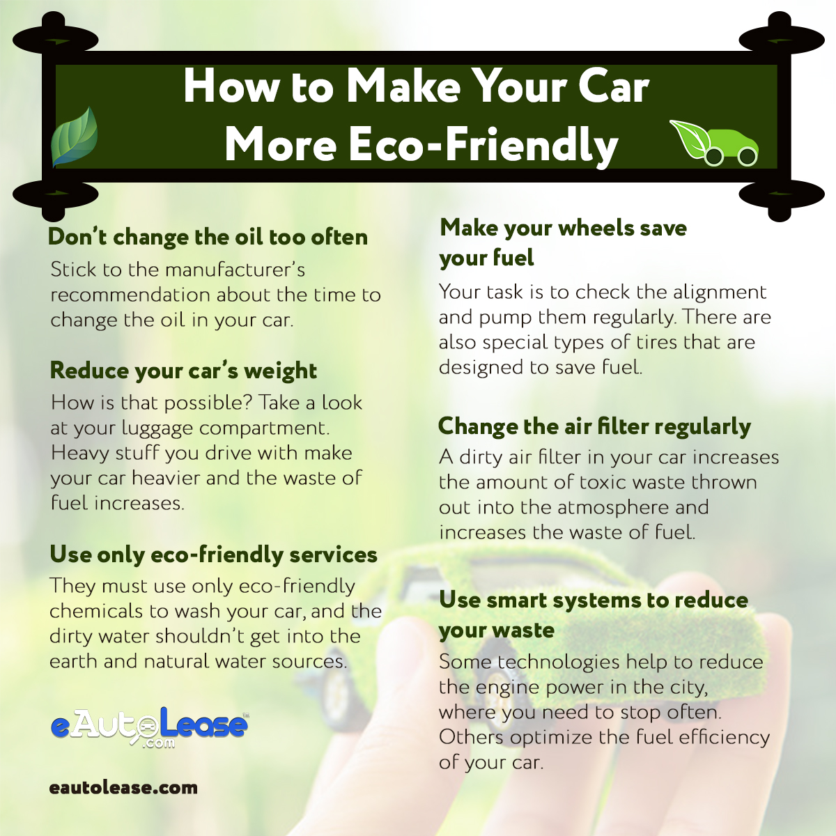 Eco car lease Brooklyn