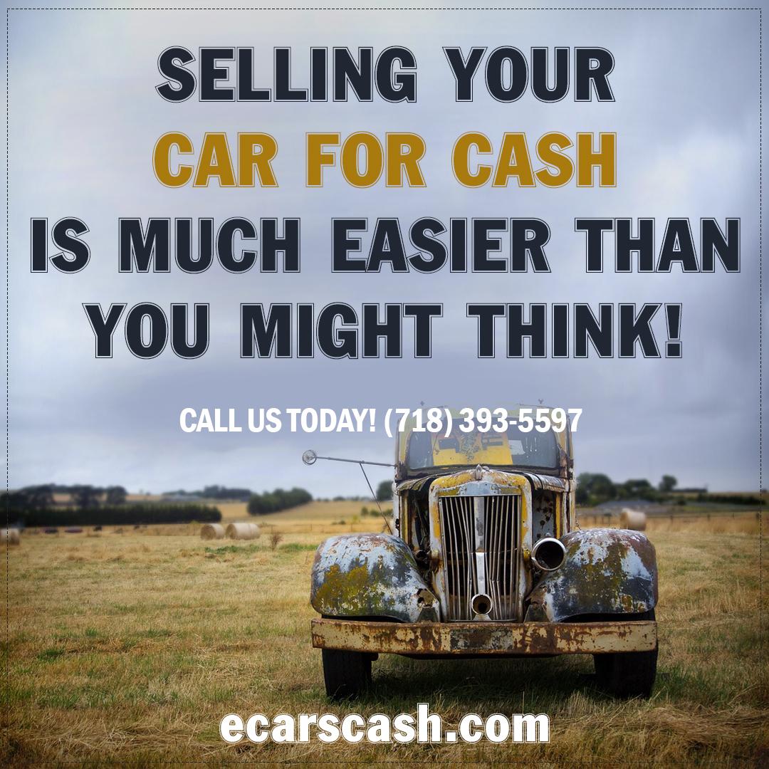 sell car for good cash in Brooklyn