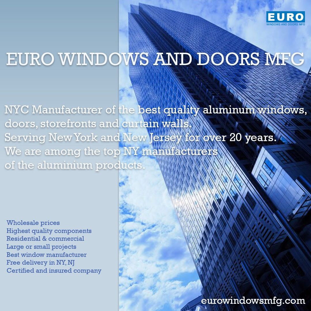 window manufacturing company in New York City