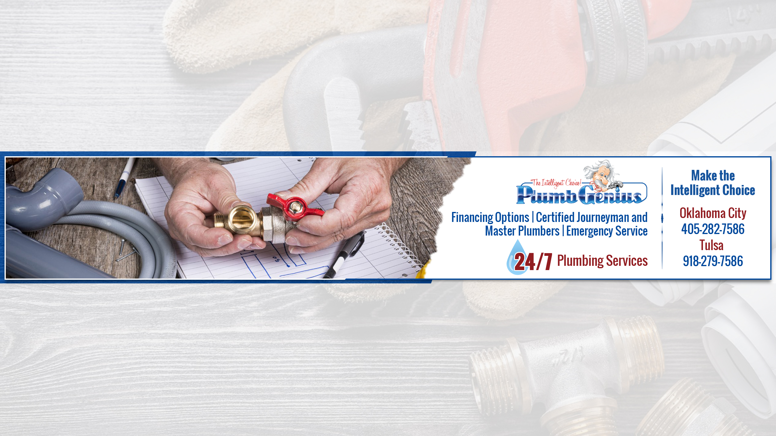 Plumbers in Edmond Oklahoma