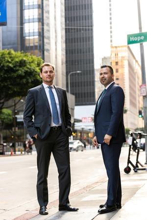 Blair and Ramirez Law Team Los Angeles