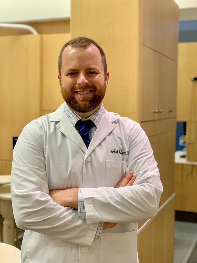 Dentist in Fayetteville AR Van Michael McQueen Jr