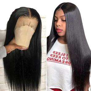 Glueless Straight Hair Wig Virgin Expressions