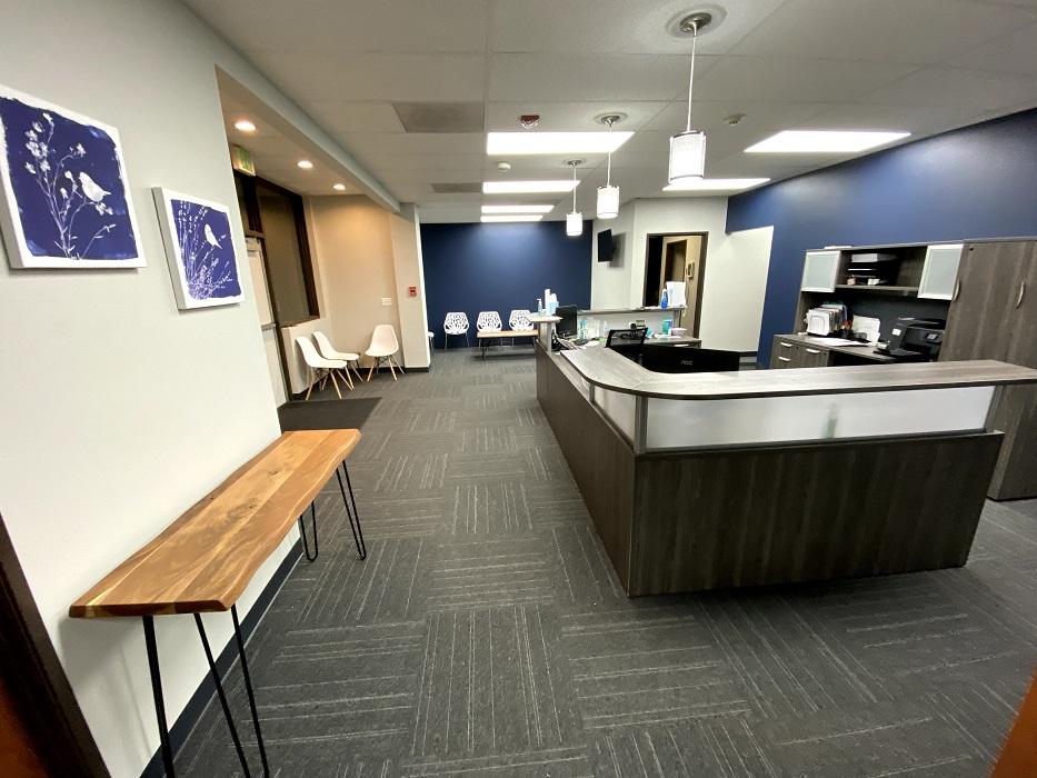 Frontdesk at Westminster Dental Care