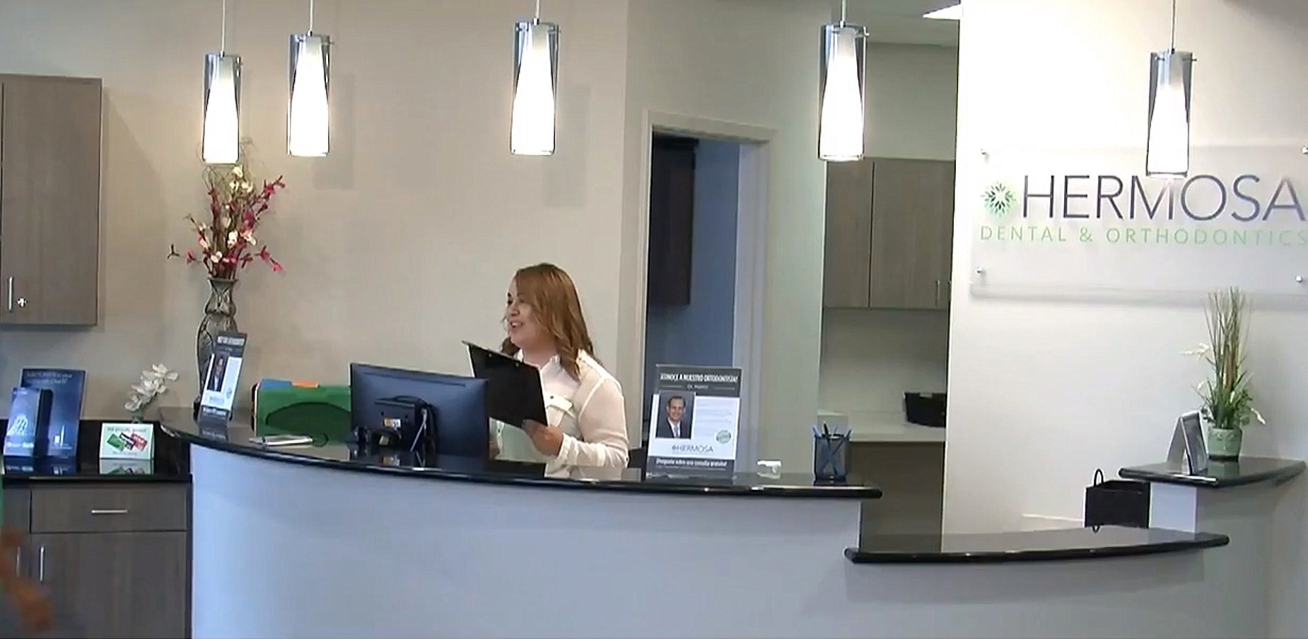 Staff at Dallas Dentist Hermosa Dental Orthodontics