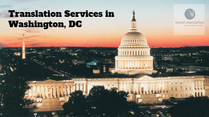 translation services Washington DC