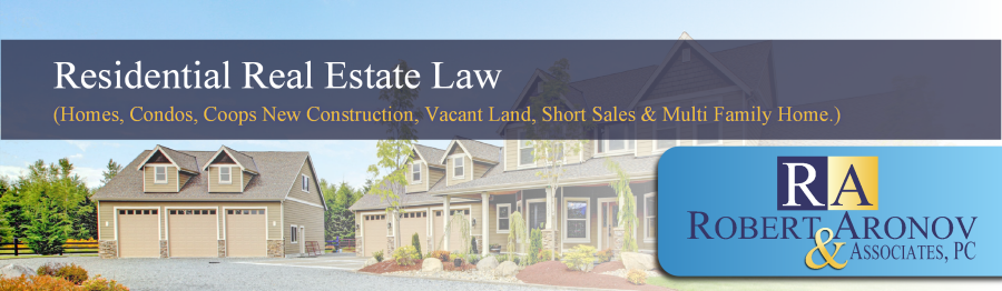 residential real estate lawyers NYC