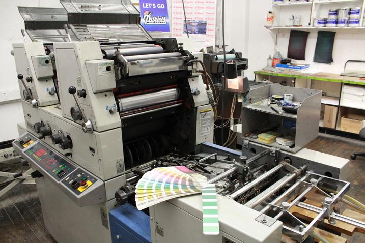 Commercial Catalog printing Boston