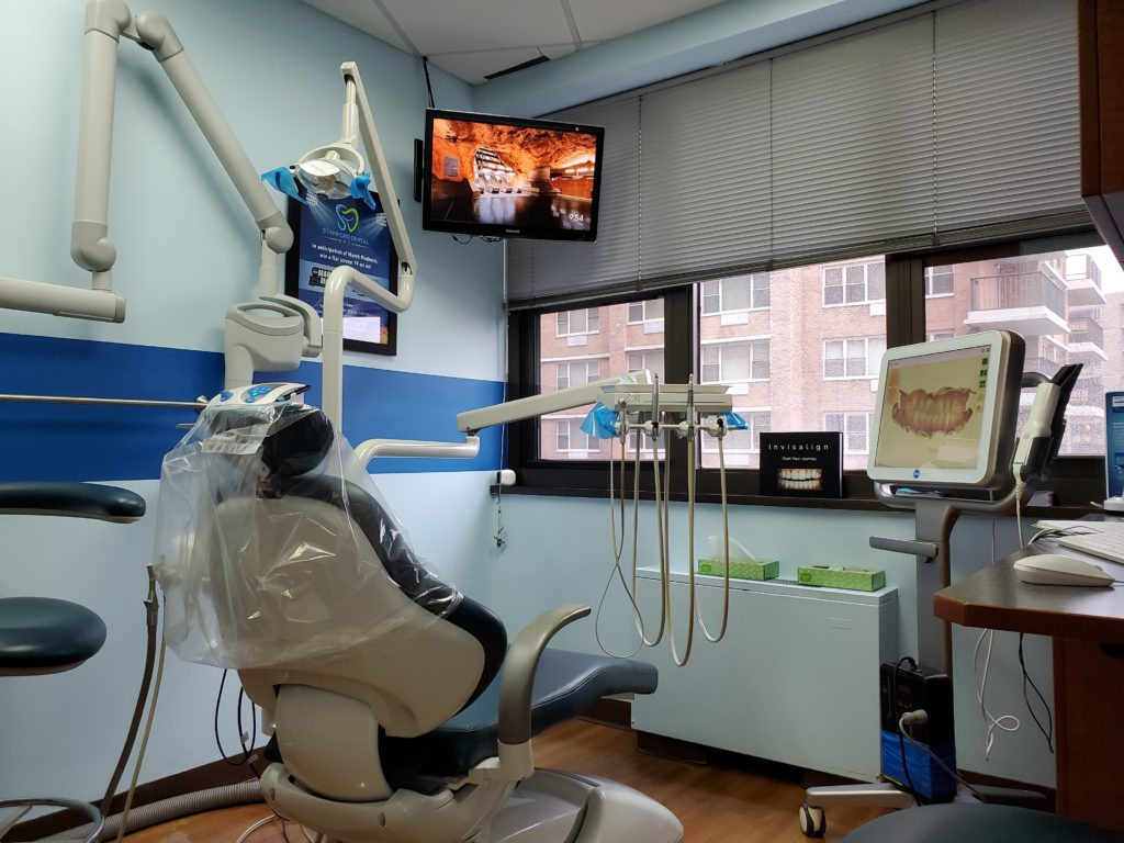 Dentists office Stamford