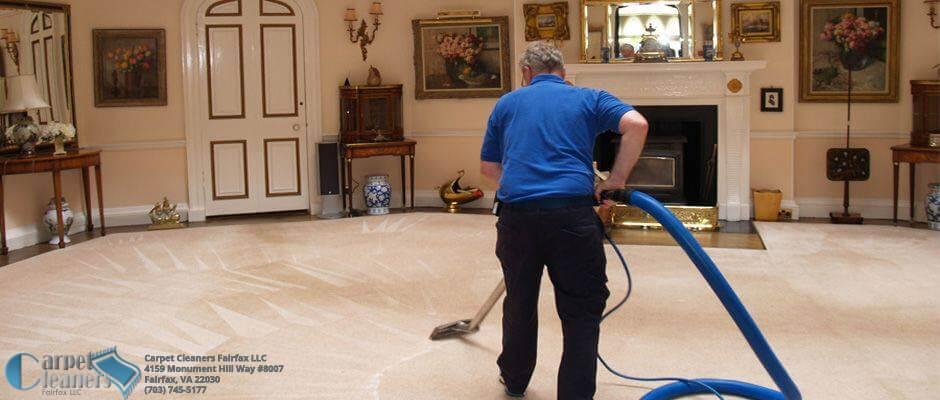 professional cleaner virginia