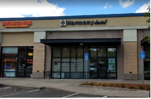Open dentist of Beaverton OR Dentist Harmony Dental