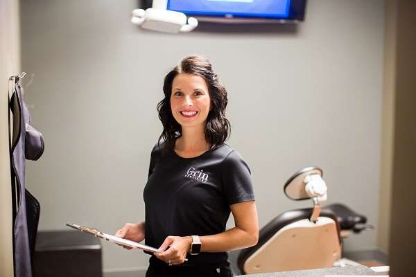 Welcoming Staff at Grin Dentistry