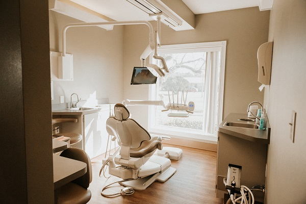 Dental operatory of Magnolia Family Dentistry at Lucedale, MS