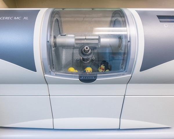 CEREC dental technology at TLC Dentistry
