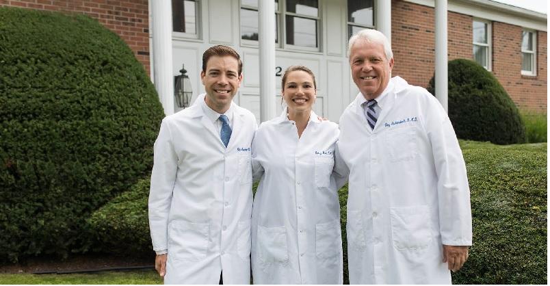 Dental Team Photo of Elm Family Dentistry