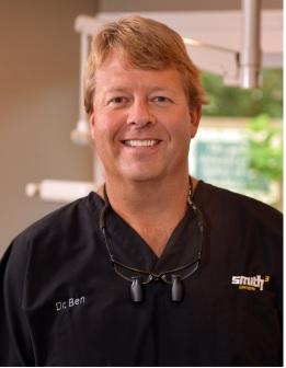 Dentist at Clayton Ben Smith III PA North Carolina