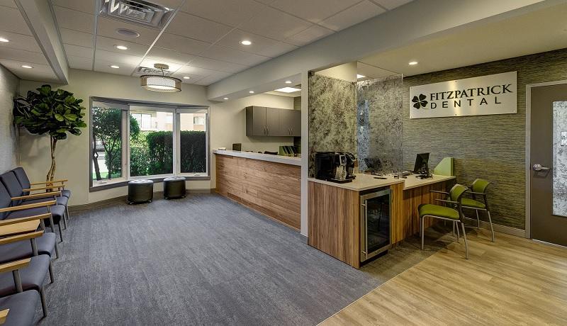 Dental Office at Oak Lawn Illinois