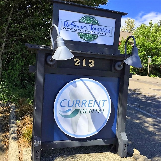 Current Dental on Madison Avenue N Bainbridge Island WA