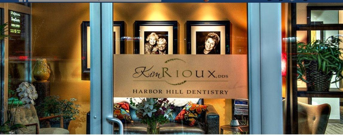 Harbor Hill Dental office