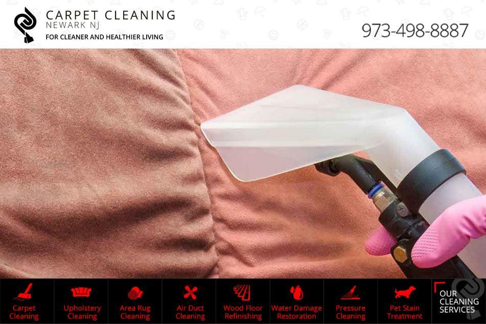 Upholstery Steam Cleaning Newark NJ