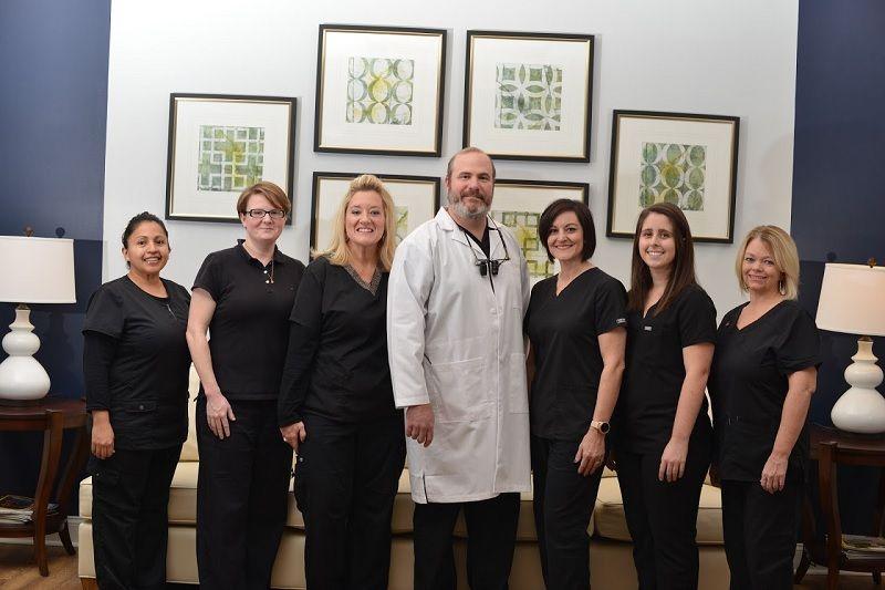 Dental office at Durham North Carolina