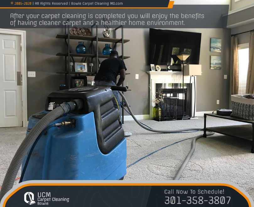 Carpet Cleaning For Healthier Home Environment