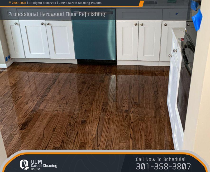 Professional Hardwood Refinishing