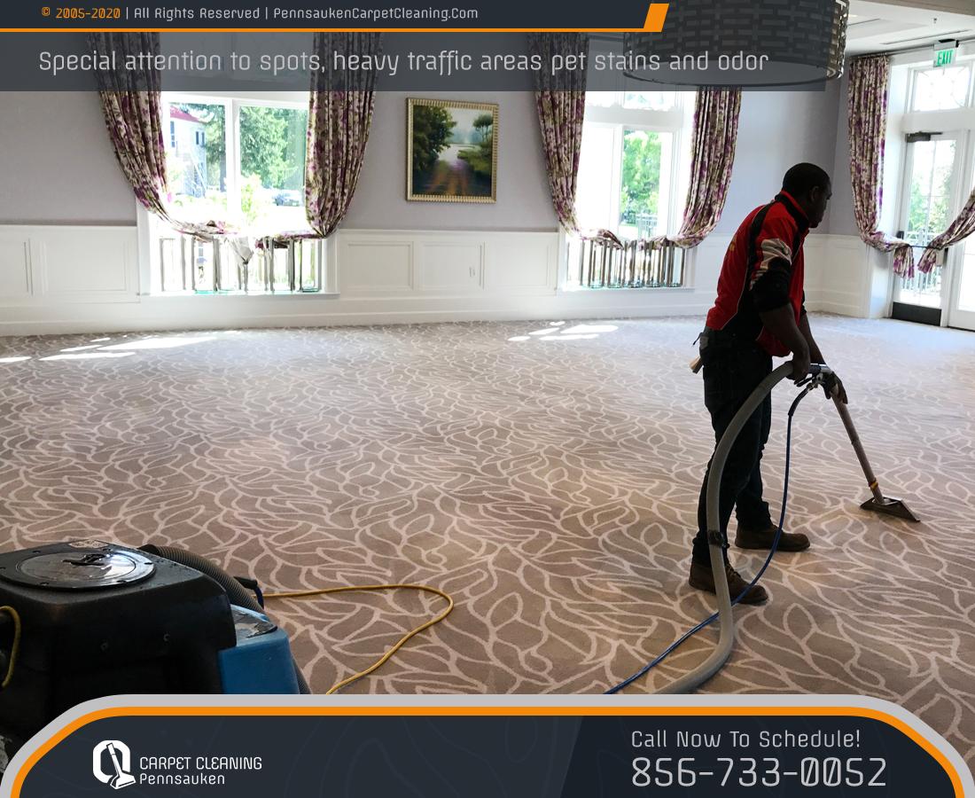 Deep Carpet and Upholstery Cleaning Pennsauken