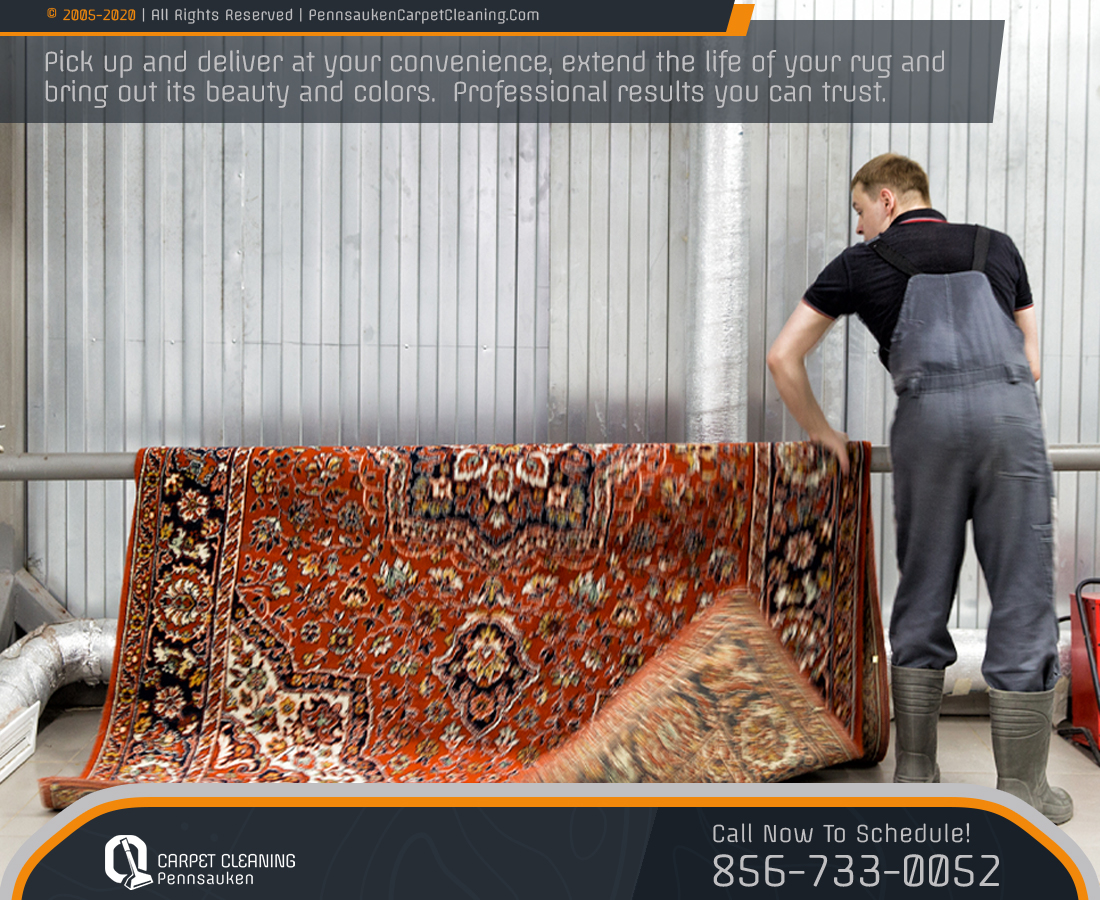 Rug Special Cleaning Treatment of Pennsauken
