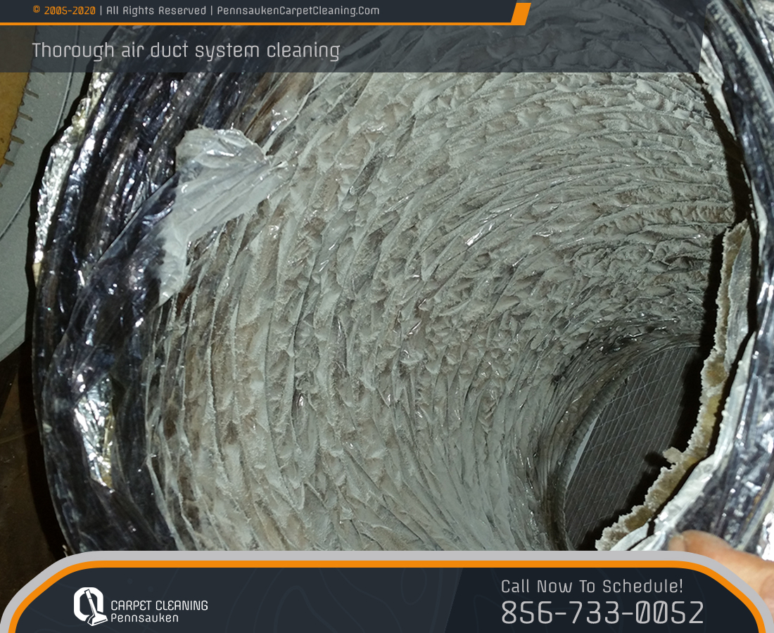 Thorough Duct System Cleaning in Pennsauken