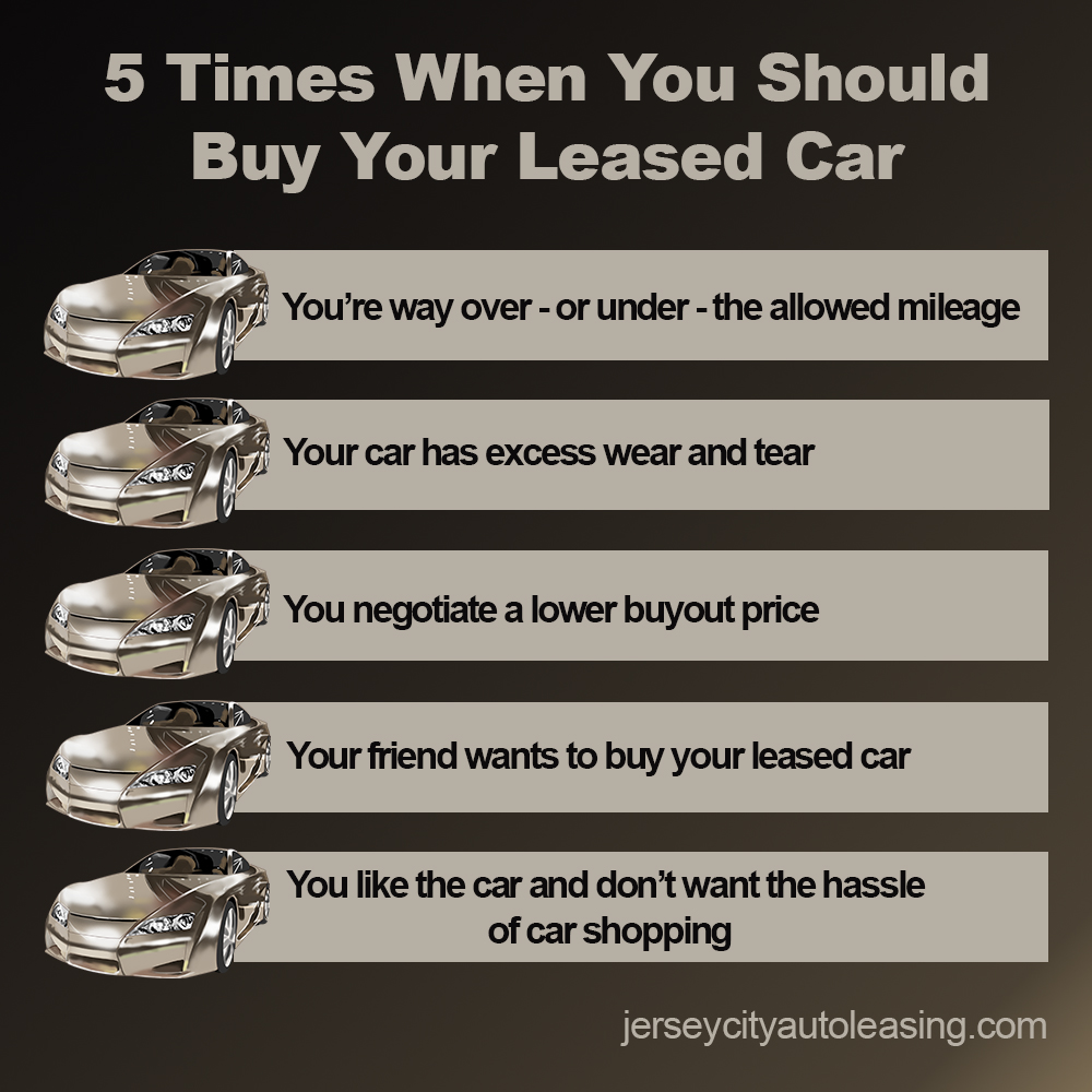 Jersey City Auto Leasing Rates