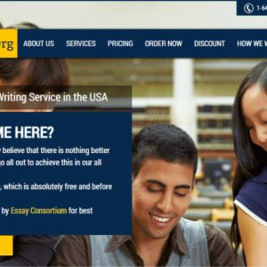 Custom Service - Essay Writing Services