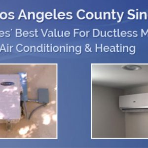 Mini-Split Installer Los Angeles - Air Conditioner Sales & Installation