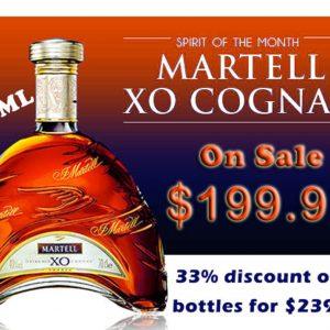 Martell Cognac XO 750ML
