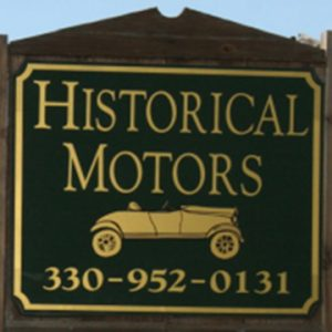 Historical Motors - Classic Car Dealers