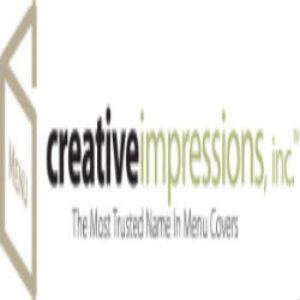 Creative Impressions Inc. Restaurant Menus