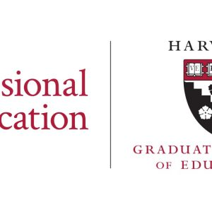 Professional Education at the Harvard Graduate School of Education directory