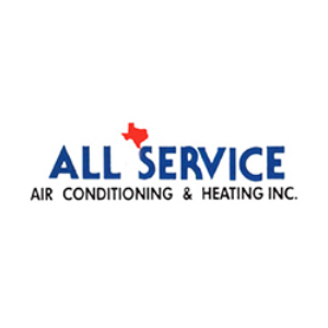All Service Air Conditioning Heating HVAC contractors in Texas directory