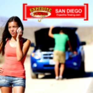 Roadside Assistance for San Diego