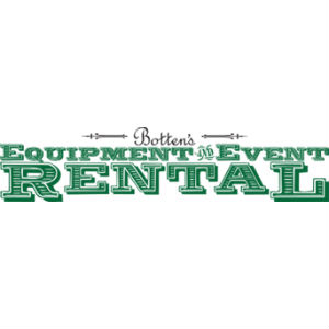 event rentals Bottens Equipment and Event Rental