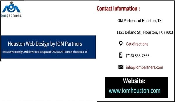 IOM Partners of Houston